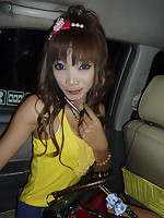Private collection of Thai shorttime girls from sex tourist