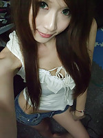 You will fall in love with this Chinese babe for sure