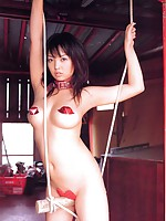 Colorful perky and sensuous this sexy asian babe is to die for