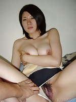 Japanese couple love to fuck a lot