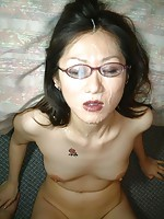 Asian in Glasses