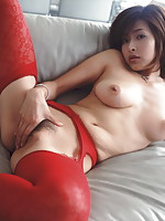 Asian Girls Masturbating