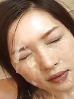 Nude Asian Creampie