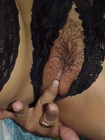 Kinky Thai whore Lot gives slutty blowjob