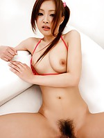 Toy play for sweet Suzuka Ishikawa and her sensitive spots