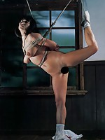 Nude Asian Bondage