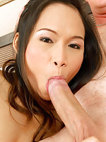 Thai Nung sucking and riding cock