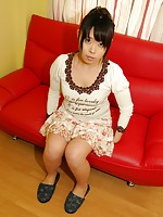 Cute Japanese teen Sayuri Okura is eager to please cock and get her pussy penetrated.