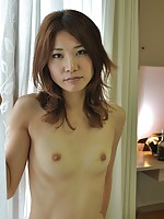 Hot MILF Japanese Wakana Asada sucking her man