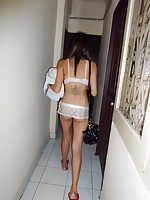Skinny Thai milk Adt barebacked by stranger in Pattaya gogo