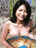 Yukie Kawamura Asian has some really hard to resist curves