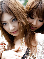 Asuka Kirara Asian and sexy cupcake are very naughty and daring