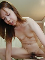 MILF Japanese Syoko Takaoka moans in joy as her pussy gets pleasured with vibrators and hard cocks.
