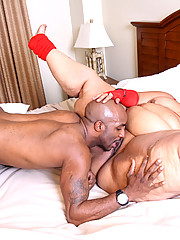 BBW Farrah Foxxx and that huge mound of ass get a toxic amount of cock inside her wet walls for loud orgasms