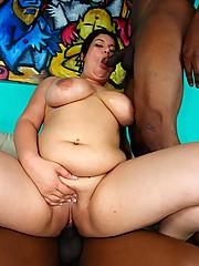 When Jasmine heard she was doing double time in the bedroom, she felt she had to get her tits all oiled up and her ass looking as hot as possible in order to get the best performance. However, the 'double time' ended up to be two monster