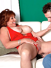 A Very Loud, Very Horny Redhead Named Sheri