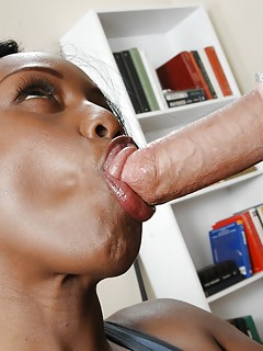 Free Ebony Blowjob Galleries