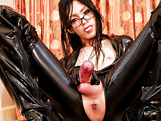 Latex Ladyboy Movies