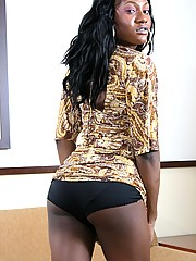 Ashley is a gorgeous tgirl out of Detroit.