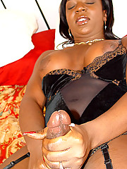 Lisa Kage And Her Big Shemale Cock