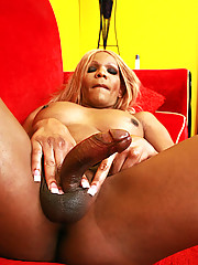 Big dick black american tranny Heather