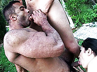 Douglas Sucking Some Cock And Gets Assfucked
