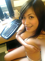 Pictures of a gorgeous Singaporean girlfriend