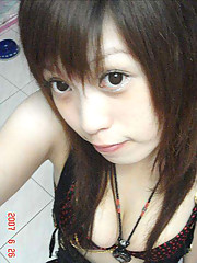 Hot self-shooting Asian girlfriends
