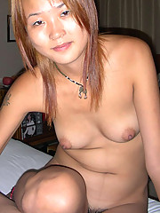 Pictures of naked Asian amateur chicks