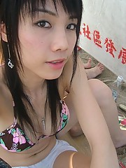 Photos of hot and sexy Oriental babes