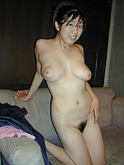 Pictures of Asian chicks displaying their tits