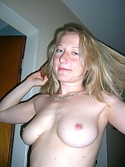 Pictures of a MILF who got kinky with her husband