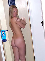 Picture set of a chick who got her butthole banged and cummed on