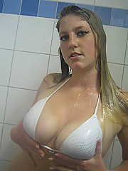 Picture collection of chicks with large boobies