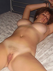 Photos of a big-tittied chick who