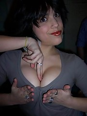 Various voluptuous breasts displayed