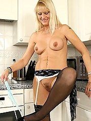Granny in Stockings