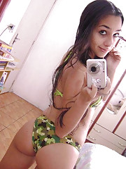 Photos of sizzling amateur camwhores