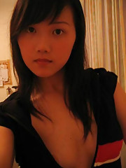 Amateur Asian models in naked photos