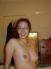 A sexy and nude Asian collection