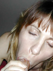Photos of amateur sluts giving head