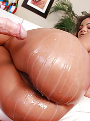 Lavish Styles gets her booty banged and cumshot