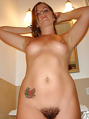 Check out this hot big tits ex girlfriend get drilled hard after a wet shower hot pics