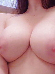 marla shows off her perfect tits