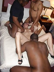 real amateur interracial videos