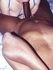 young amateur interracial