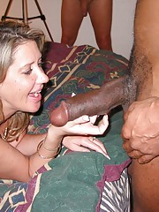 housewife amateur interracial