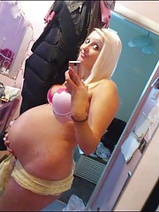 pregnant girlfriends from Los Angeles Having Sex