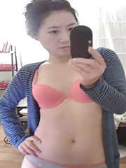 Picture collection of a group of hot Asian babes
