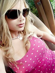 Picture collection of a busty cutie